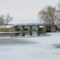 ГЭС на Тясмине, Алексадровка