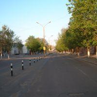 Александрия улица 50-лет Октября май 2003 года, Александрия