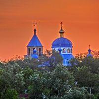 купола на закате, Александрия