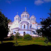 Бобринец, Вознесенский собор - Bobrynets, Cathedral of the Ascension, Бобринец
