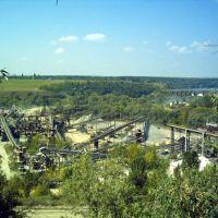 Дробильно-сортировочный цех, Гайворон