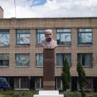 Памятник Шевченко, Гайворон