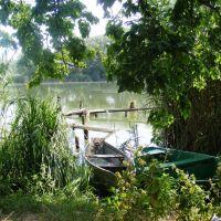 лодки, - boats, Гайворон
