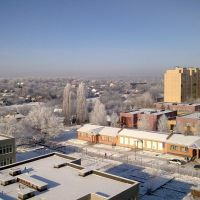 Зима, Долинская