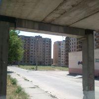 заброшенный жил массив, Долинская