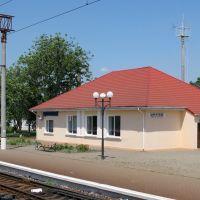 Вокзал ст. Цибулеве, Елизаветградка