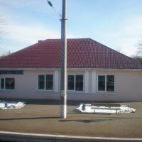 село Цибулеве залізнична станція, Елизаветградка