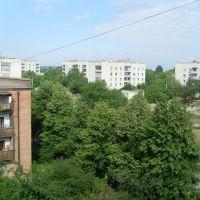 Вид с балкона, Завалье