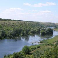 Ujniy Bug river, Завалье