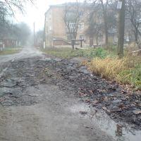 ремонт дорог по Знаменски, Знаменка