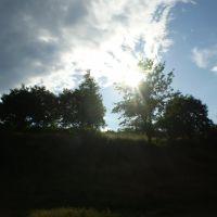За деревом було Сонце, Знаменка-Вторая