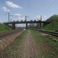 мост трассы на Кировоград, Знаменка-Вторая