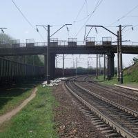 автодорожный мост, Знаменка-Вторая