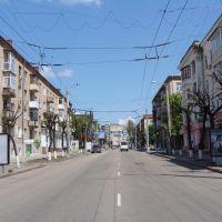 не було б реклами на розтяжках - було б видно ангела, Кировоград