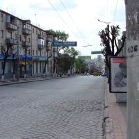 Велика Перспективна, місто як на долоні / city as on a palm, Кировоград