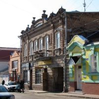 Old Central Streets, Кировоград