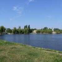 Компаніївський центральний ставок, Компанеевка