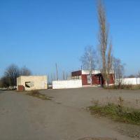 Магазин і прохідна, Малая Виска