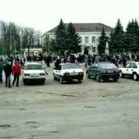 Масленица-2013. Центральная площадь., Малая Виска