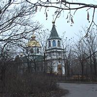 будівництво церкви 2009 рік, Новгородка