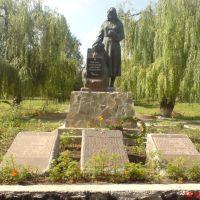 Памятник, Новгородка