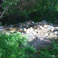 мусорка в низах, Новоархангельск