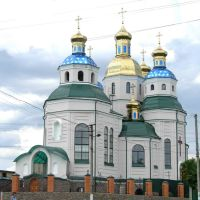Церковь, Новоархангельск