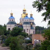 Храм, Новоархангельск