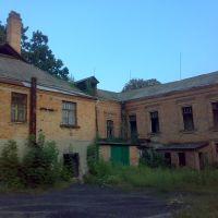Лікарня 1913 року, Новомиргород