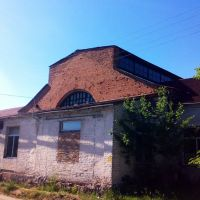 Сільгосптехніка (колишні кавалерійські казарми), Новомиргород