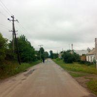 Вулиця Жовтнева, Новомиргород