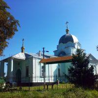 Оновлена Миколаївська церква, Новомиргород