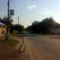 Вулиця Євгенія Присяжного, Новомиргород
