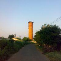 Вулиця Гастелло. Башта консервного заводу, Новомиргород
