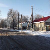 Вулиця Поповкіна, Новомиргород