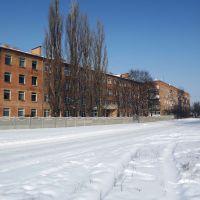 Школа-інтернат для глухих дітей, Новомиргород