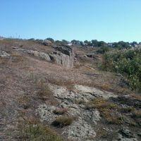 Скалы, Новоукраинка