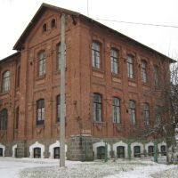 Будівля старої школи в Онуфріївці, Онуфриевка