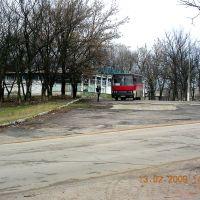 Автостанция, Петрово