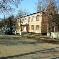 Административное здание, Петрово