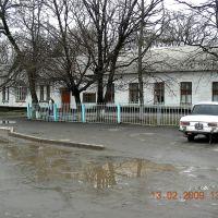 Здание бухгалтерии петровской больницы., Петрово