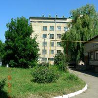 Стационарное отделение петровской больницы, Петрово