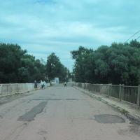 Мост через Ингулец, Петрово