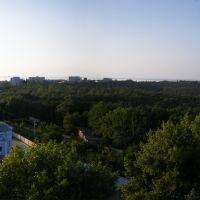 Вид с балкона, Светловодск