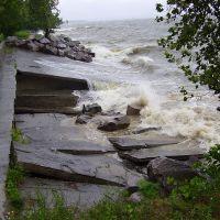 После шторма (лето 2005), Светловодск