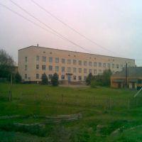 Поликлиника, Ульяновка