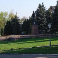 Памятник Ленину, Ульяновка