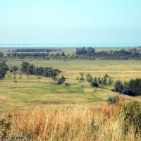Вид на Белосарайскую Косу, Азовское