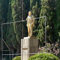 Ленин, Алупка