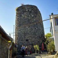 Алушта. Башня генуэзской крепости / Alushta. Tower of the Genoese fortress, Алушта